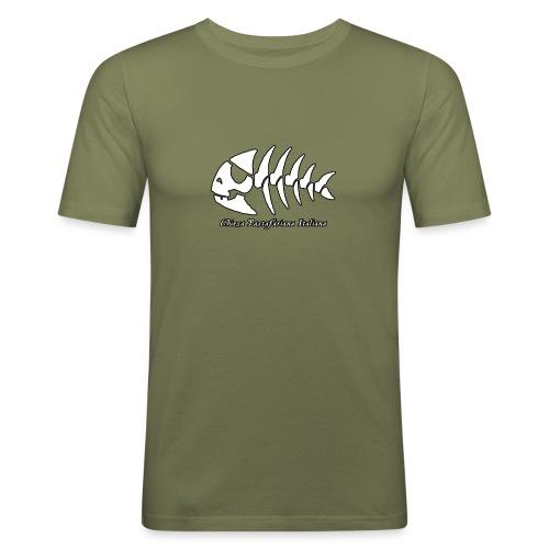 Liscafisso_SHOP_DEF - Maglietta aderente da uomo