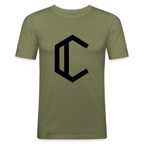 C - Men's Slim Fit T-Shirt