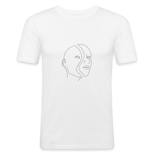 vlr - Männer Slim Fit T-Shirt
