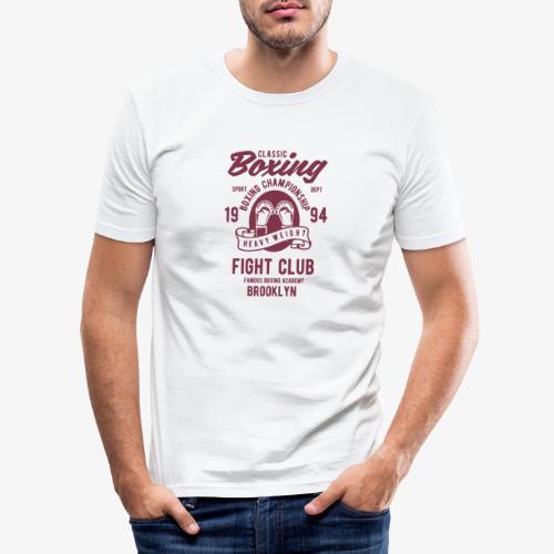Classic Boxing - T-shirt près du corps Homme