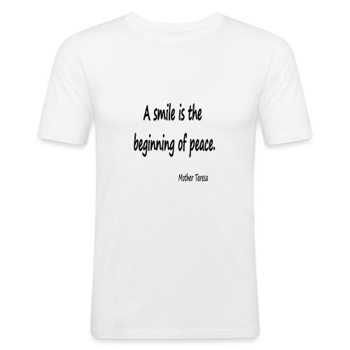 1 05 2 - Men's Slim Fit T-Shirt