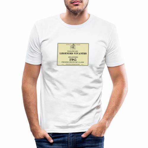 1985 - T-shirt près du corps Homme
