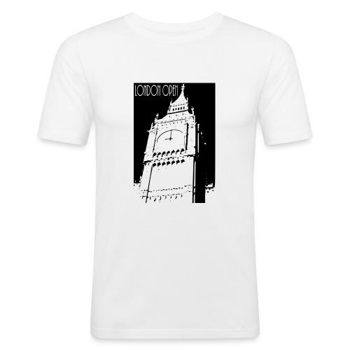 London Open - Men's Slim Fit T-Shirt
