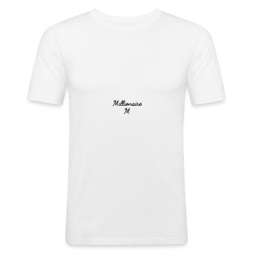 Millionaire lifestyle - Slim Fit T-shirt herr