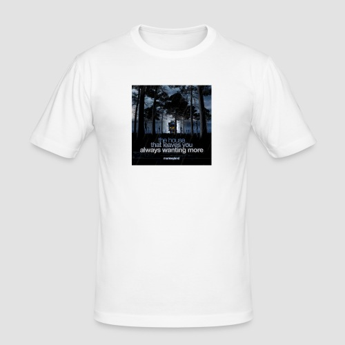 The House - Men's Slim Fit T-Shirt