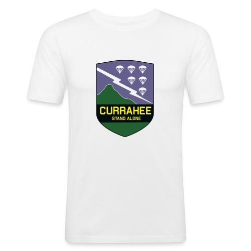currahee - T-shirt près du corps Homme