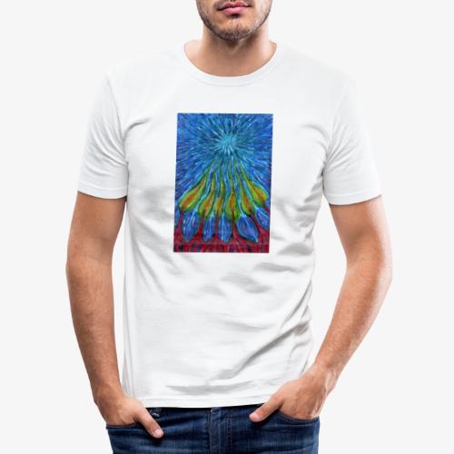 Hidden Desires - Obcisła koszulka męska