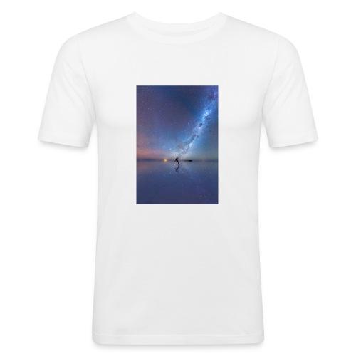 Człowiek i kosmos 6s Plus - Obcisła koszulka męska
