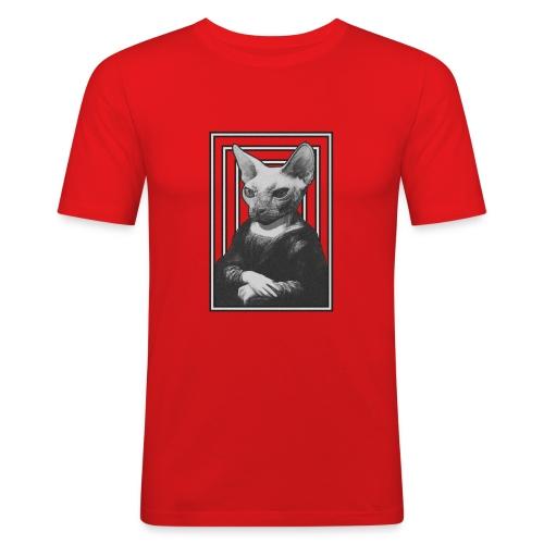 CAT LISA - Camiseta ajustada hombre