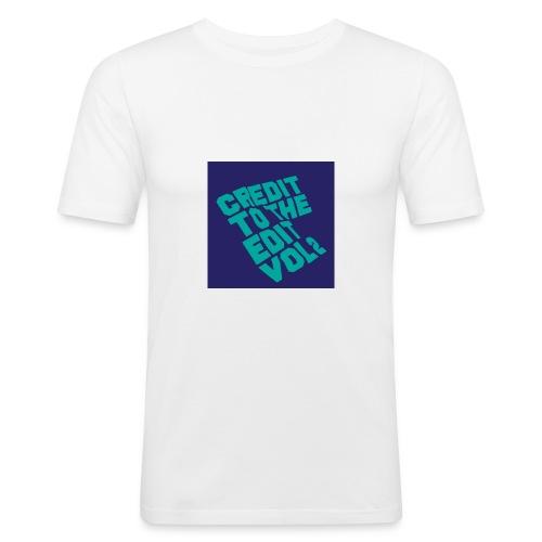 C2E - Men's Slim Fit T-Shirt