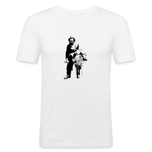 feskarn - Slim Fit T-skjorte for menn