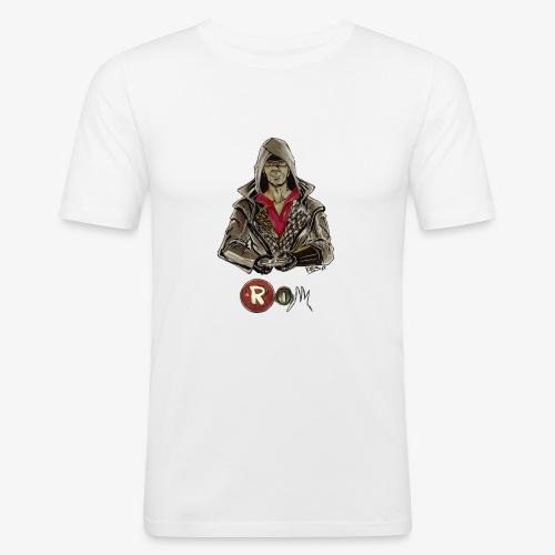rom 3 - T-shirt près du corps Homme