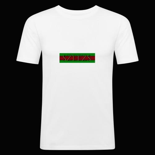 guicceez - T-shirt près du corps Homme