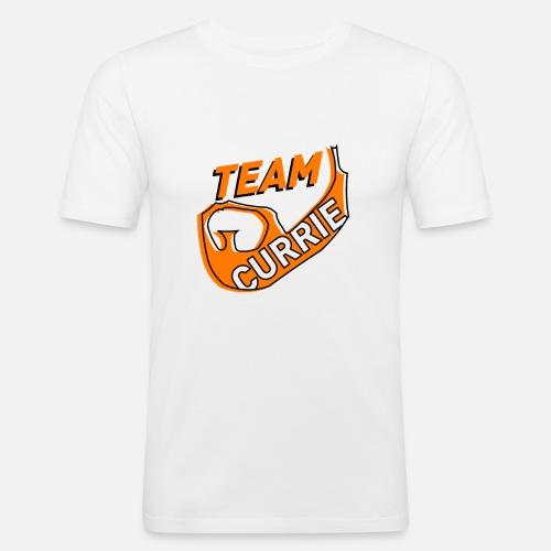 Team Currie - Men's Slim Fit T-Shirt