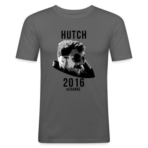 hutchwhite - Men's Slim Fit T-Shirt