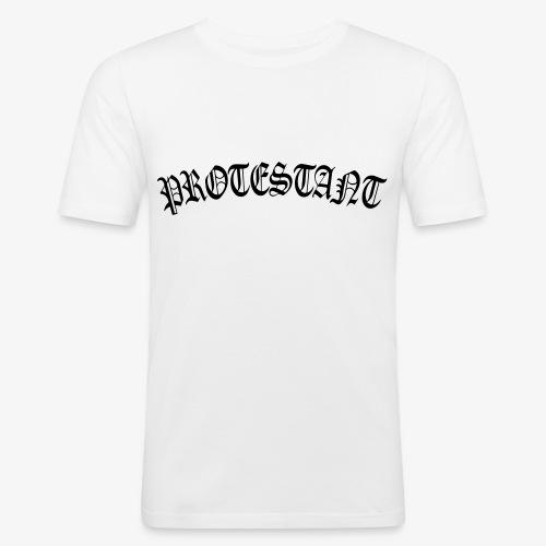 protestant - T-shirt près du corps Homme