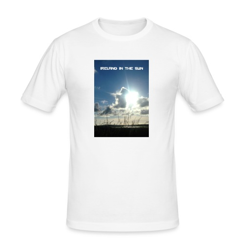 IRELAND IN THE SUN - Men's Slim Fit T-Shirt