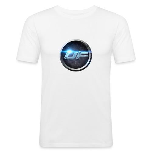 UF Logo - Männer Slim Fit T-Shirt