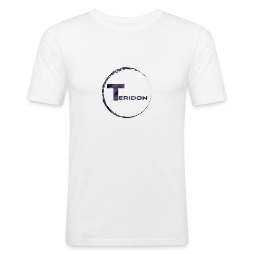 TERIDON Base Ball Shirt - Mannen slim fit T-shirt
