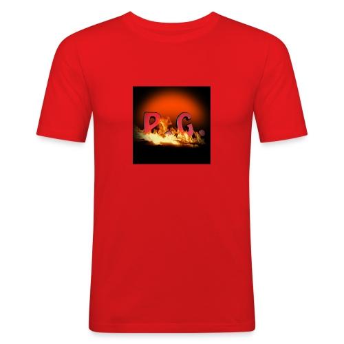 Tazza PanicGamers - Maglietta aderente da uomo