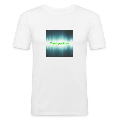The Super Bros - Standard Fan cover (i-Phone 6/6s) - Herre Slim Fit T-Shirt