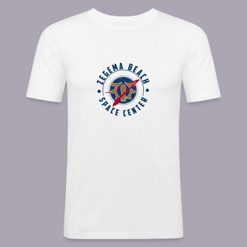 Zegema Beach Space Center - T-shirt près du corps Homme