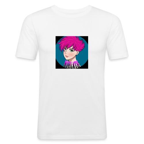 logo final - Men's Slim Fit T-Shirt