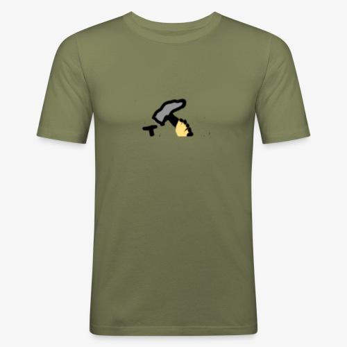 Mateba - Herre Slim Fit T-Shirt