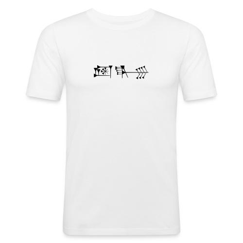 Ama Gi - Männer Slim Fit T-Shirt