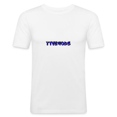 Tyvegods_iphone deksel 4/4s - Slim Fit T-skjorte for menn