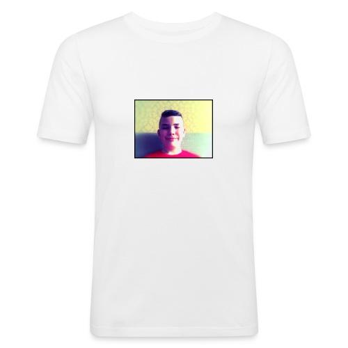 Miki Sobcz - Obcisła koszulka męska