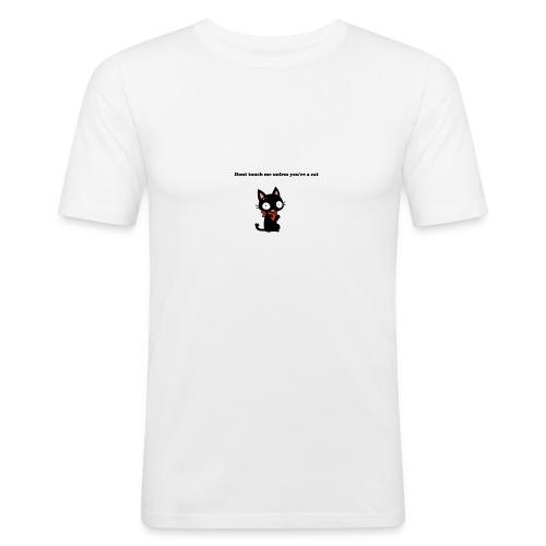 Imnotacat Tshirt - Slim Fit T-shirt herr