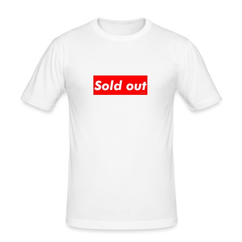 Sold Out - Slim Fit T-shirt herr