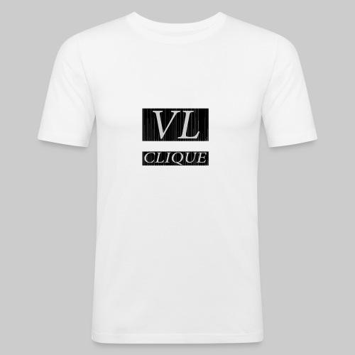 VL CLIQUE - Slim fit T-shirt - Slim Fit T-shirt herr