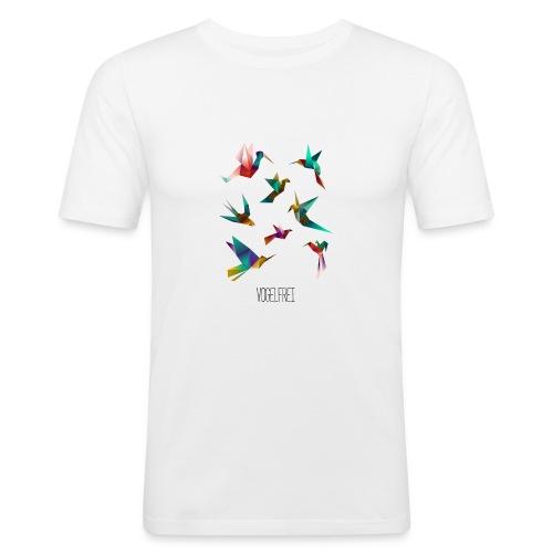 Vogelfrei - Männer Slim Fit T-Shirt