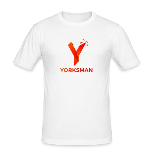 THeOnlyYorksman's Teenage Premium T-Shirt - Men's Slim Fit T-Shirt