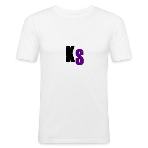 KS Official - Slim Fit T-shirt herr