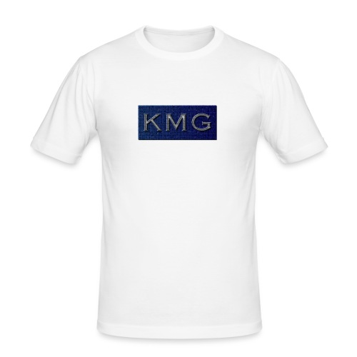 KMG - Herre Slim Fit T-Shirt