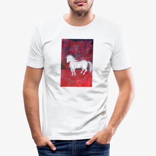 Pony - Obcisła koszulka męska