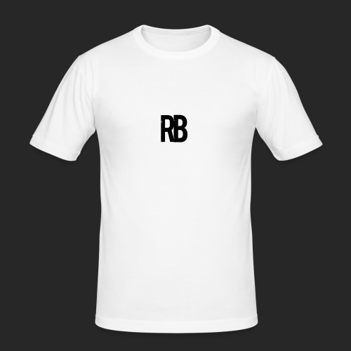 RB Cover - Herre Slim Fit T-Shirt
