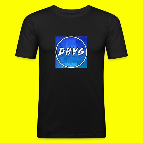 DusHeelVeelgamen New T shirt - Mannen slim fit T-shirt