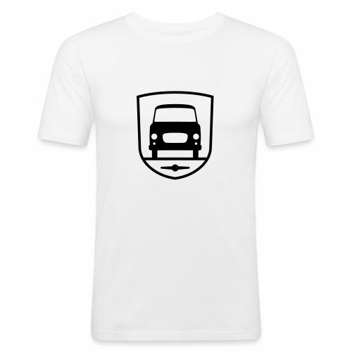 Barkas B1000 coat of arms - Men's Slim Fit T-Shirt