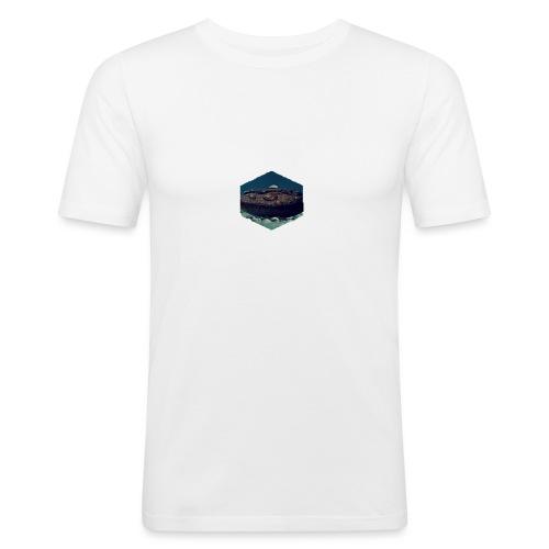 K.A Sport - Herre Slim Fit T-Shirt