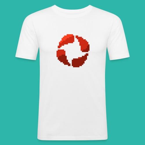 big logo png - Men's Slim Fit T-Shirt
