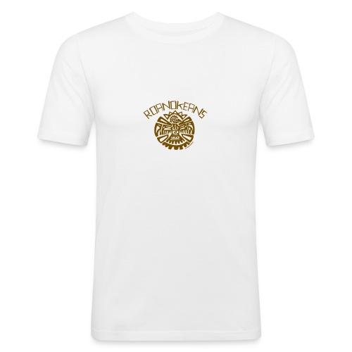 Roanokeans (croatoans t-shirt) - Slim Fit T-shirt herr