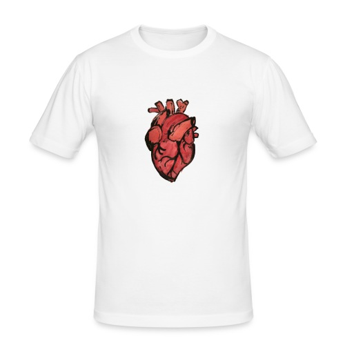 Heart - slim fit T-shirt