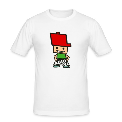 Fabio Spick - Männer Slim Fit T-Shirt