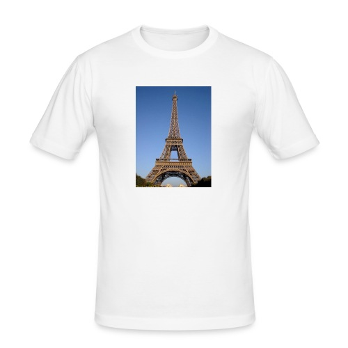 paris - T-shirt près du corps Homme