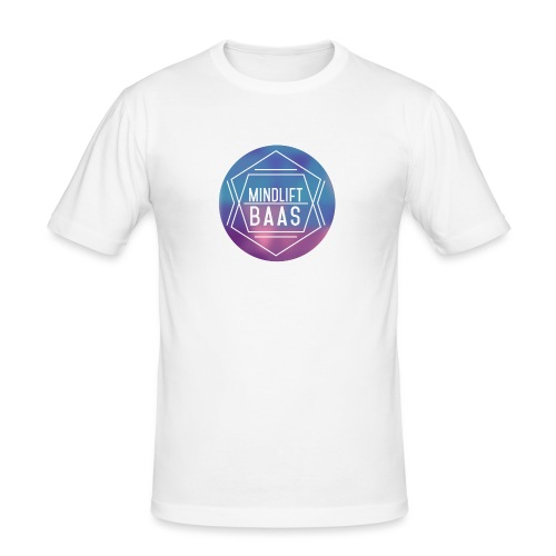 MindLift BAAS - Mannen slim fit T-shirt