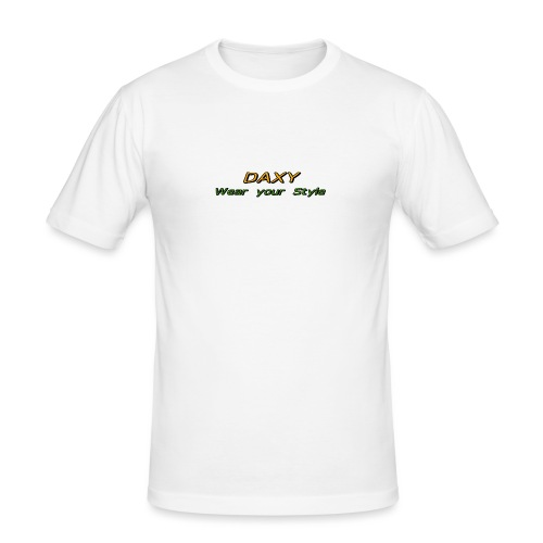 Herren Sixpack Shirt von DAXY - Männer Slim Fit T-Shirt